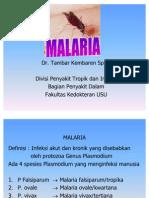 TM-K25 Malaria 2009