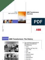 Chi ABB Transformer Tech
