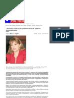 24-08-11 Flor Ayala soluciona problemática de jóvenes hermosillenses