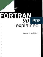 [FORTRAN.90-95.Explained.-.Metcalf.&.Reid.PDF扫描电子书].FORTRAN.90-95.Explained.-.Metcalf.&