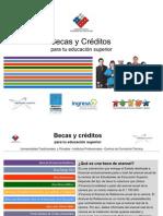 becas y creditos 2010