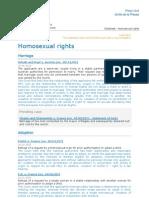 FICHES Homosexual Rights En