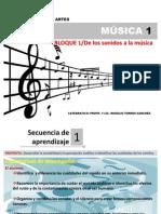 Tema 1 - Bloque I - 1eros. De los sonidos a la música