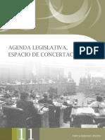 Agenda Legislativa Espacio de Concertacion