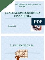 7-8. Evaluación económica