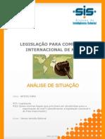 LEGISLAÇÃO PARA COMÉRCIO INTERNACIONAL DE MEL