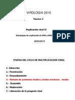 T03 Replicacion+Viral II 2010