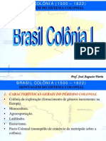 1 BRASIL COLÔNIA I