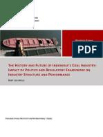 Coal Industry Analysis