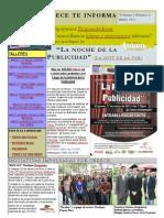 Newsletter Marzo 2011