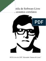 Apostila de Software Livre e assuntos correlatos