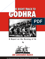 On the Right Track to Godhra