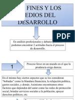 Los Fines y Los Medios Del Desarrollo - A. Sen