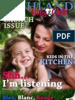 Highland Baby and Child Magazine Winter 2011