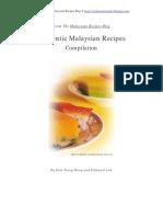 Malaysian Recipes Compilation