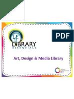 Library Essentials - NTU Art, Design & Media Library