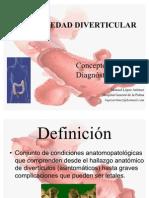 27 Enfermedad Diverticular Concepto y Dx