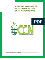 How Emerging Economies Balance Conservation Projects, Agriculture