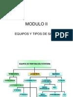 Modulo II-Equipos y Tipos de Sarta