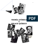 Teoría Atómica y Enlace Químico