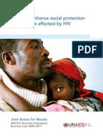 UNAIDS Social Protection HIV