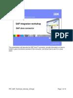 P07 SAP Technical Internals JCO