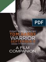 Warrior - A Film Companion