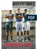 Timesland High School Football Preview 2011