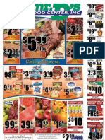 Mr. D's Weekly Deal