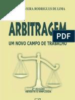 Alex Oliveira Rodrigues de Lima - Arbitragem Um Novo Campo de Trabalho