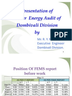 PPT of Feeder Energy Audit _aug-11