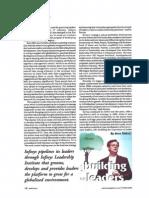 Infosys Leadership Development Strategies