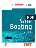 Safe Boating an Essential Guide 2011