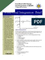 Wind Grid Integration