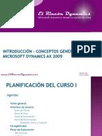 Manual Ax2009