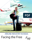 Free Fall in Airline Industry[1]