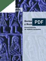 Exclusión Racial y Económica