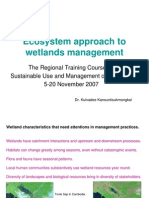 14 Ecosystem Approach Wetlands Management Presentation 2