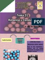 TEMA 21 Rotavirus y Corona Virus