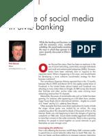Social Media in SME Banking