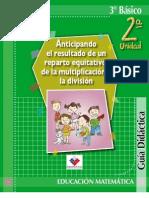 Material de a Multiplicaciones 3°