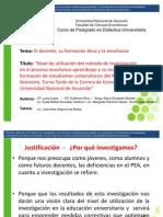 Proyecto didactica