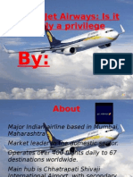 Jet Airways Case Study