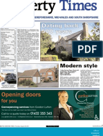 Hereford Property Times 25/08/2011