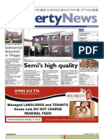 Worcester Property News 25/08/2011