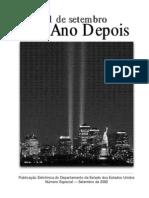 11 de Setembro - Um Ano Depois