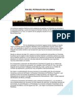 Historia Del Petroleo en Colombia