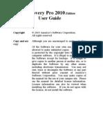 Manual Cos2010