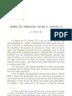 Morte Ou Libertacao Del-Rei D. Afonso VI. Virgina Rau