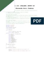 Programcion Ultimo Trabajo[1]